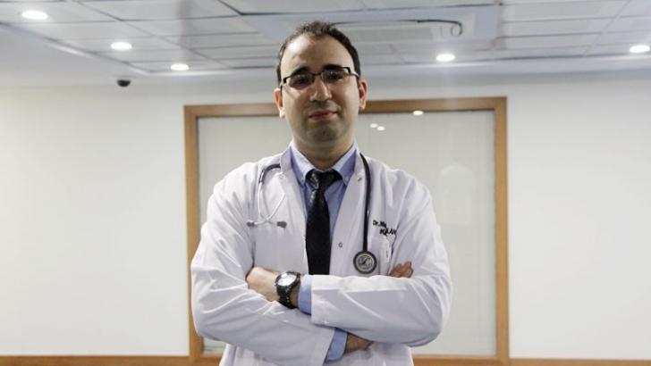 Dr. Mahmut Arslan NCR'de