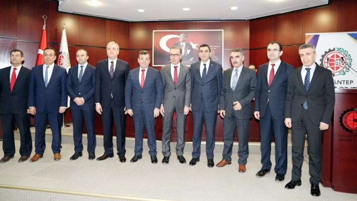 GTO'da Şubat Ayı Olağan Meclis Toplantısı yapıldı