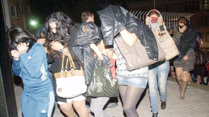Gaziantep'te fuhuş operasyonu