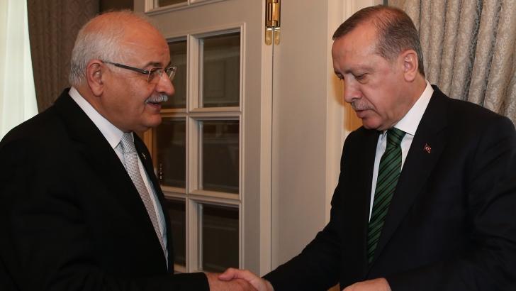 Cumhurbaşkanı Erdoğan'dan Milletvekili Erdoğan'a kutlama