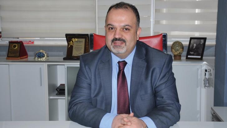 Hatem'den 14 mart tıp bayramı kutlaması