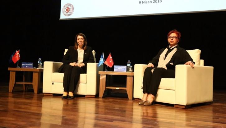 Milletvekili Emine Nur Günay küresel ticaret savaşlarını anlattı