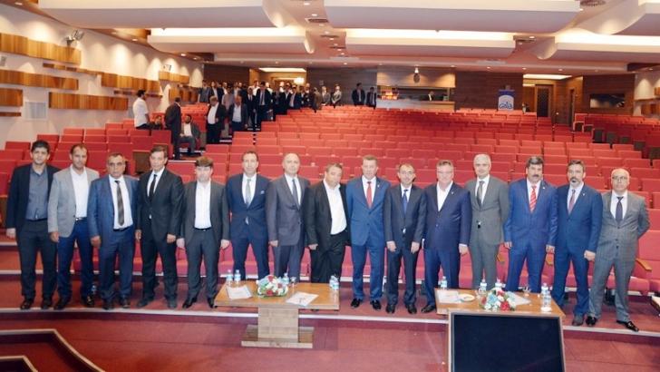 Halı İhracatçıları Başkanlığına Ahmet Kaplan seçildi