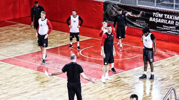 Gaziantep Basketbol galibiyet peşinde