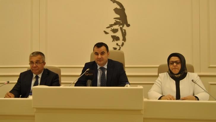 Büyükşehir belediye meclisi Nisan ayı toplantılarını tamamladı