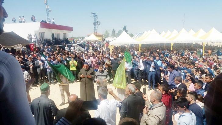Seyyid Yusuf Nurani Bozgeyikli törenle anıldı