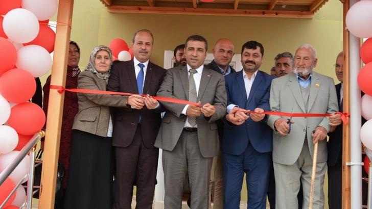 Dinçkanlar sosyal tesisi hizmete açıldı