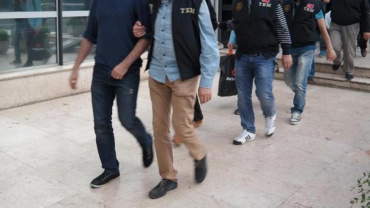 Gaziantep'te terör operasyonunda 5 tutuklama