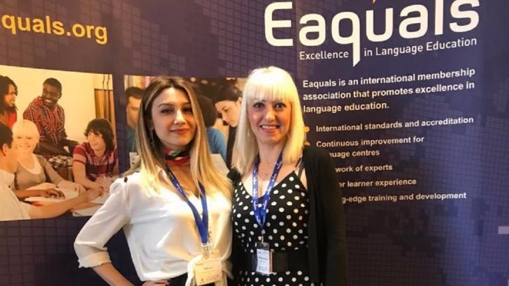 GKV EAQUALS uluslararası konferansı 2018'e katıldı