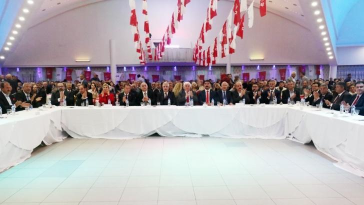 CHP aday adaylarını tanıttı