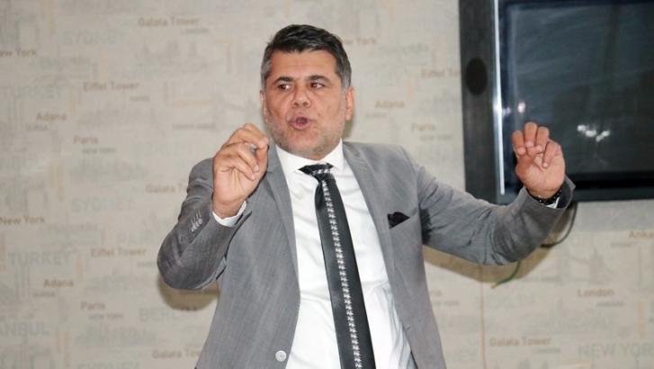 Yeni Başkan Hasan Şahin