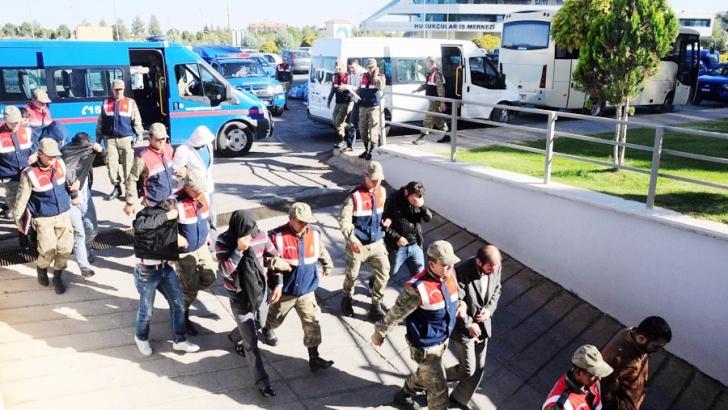 Gaziantep'te en çok karşılaşılan suç terör örgütü üyeliği
