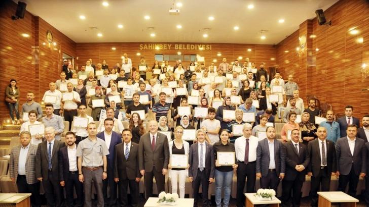 """Tahmazoğlu: """"Girişimcilik Gaziantepli'nin ruhunda var"""""""