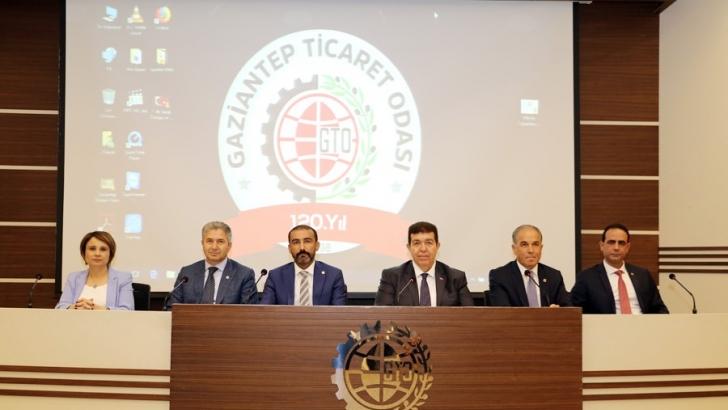 GTO meclisi yapıldı