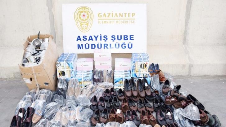 Hırsızlık şüphelisi 22 kişi tutuklandı