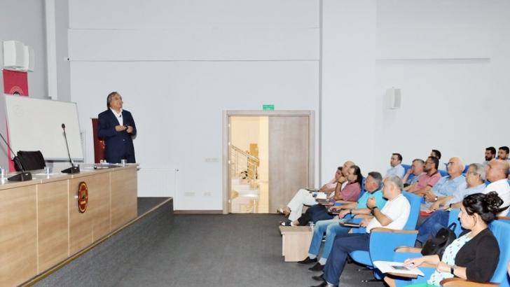 """GSO-MEM, """"Grup Sınav ve Belgelendirme"""" seminerine ev sahipliği yaptı"""