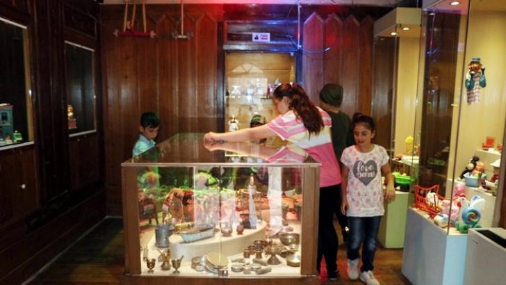 Çocuklar bu müzeyi seviyor