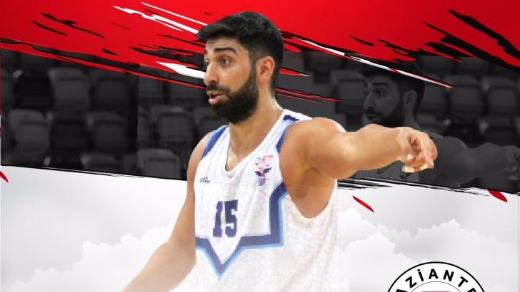 Gaziantep Basketbol'dan bir imza daha