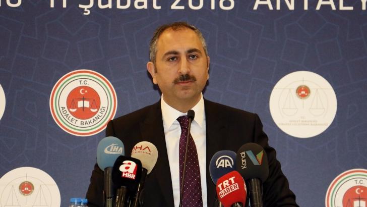Adalet Bakanı Abdulhamit Gül oldu