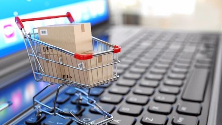 Alışverişler artık internetten