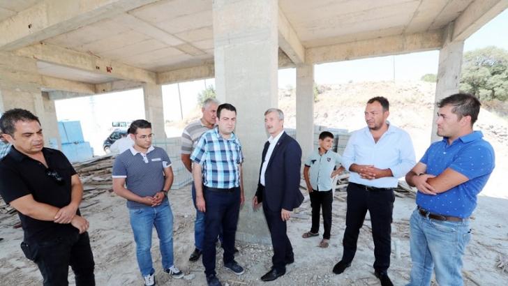 Şahinbey Belediyesi'nin tesis ağı büyüyor