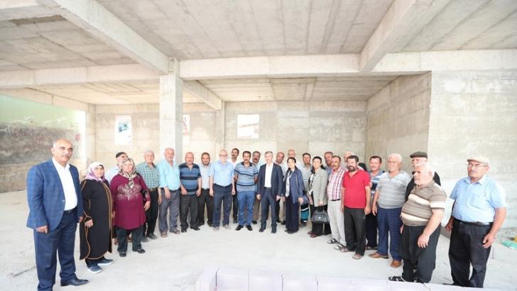 Kıbrıs Mahallesi'ne sosyal tesis