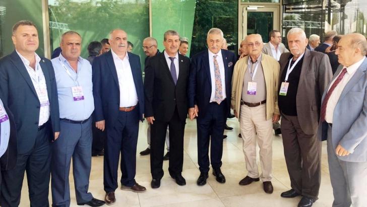 Küsbeoğlu TESK yönetimine seçildi