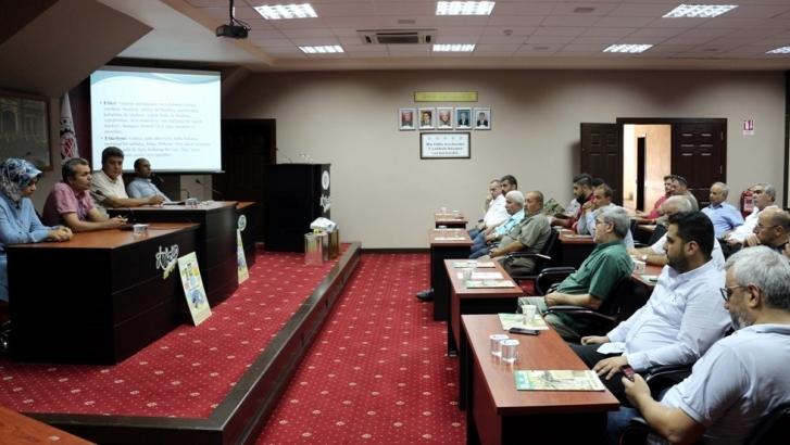 Zeytinyağı sektörü Nizip'te toplandı