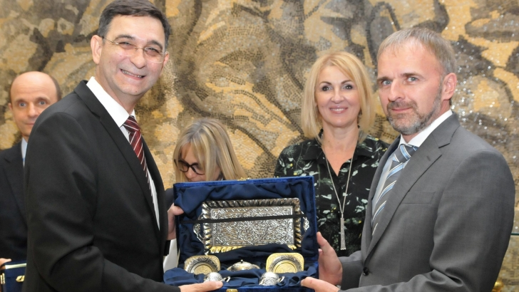 Ünverdi Gaziantep'in yatırım fırsatlarını anlattı
