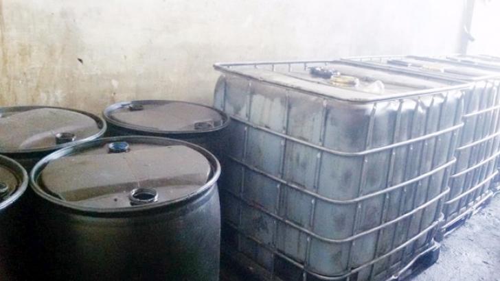 7 bin 800 litre kaçak akaryakıt ele geçirildi