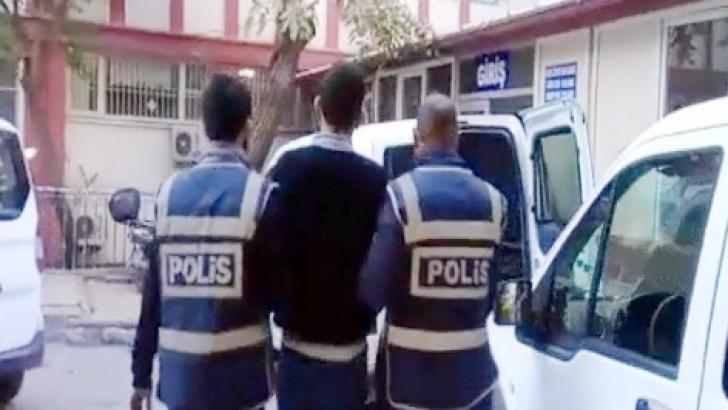 Kablo hırsızları tutuklandı