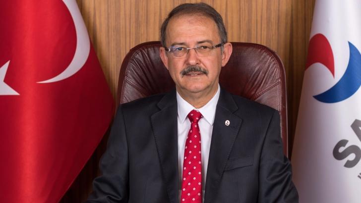 Rektör Dağlı'dan 10 Kasım mesajı