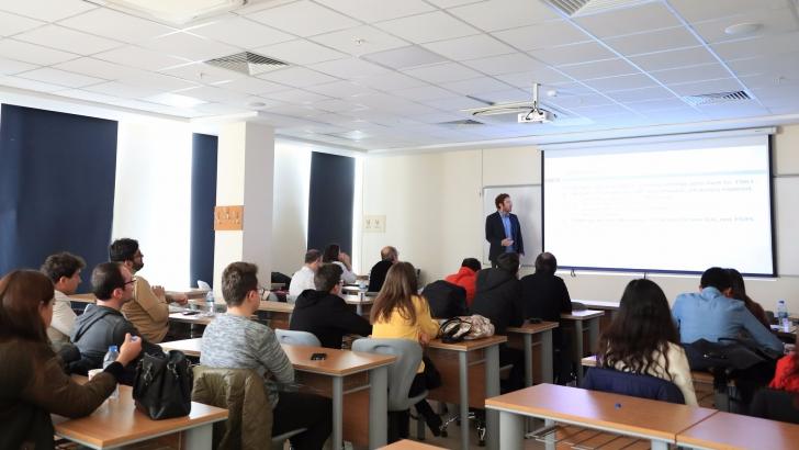 Gaziantep'in kültürel mirası Hackathon'a konu oldu