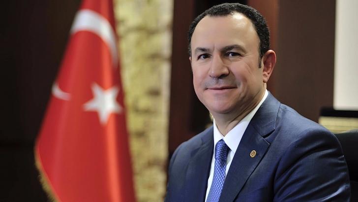 GAOSB Başkanlığına Mustafa Topçuoğlu seçildi