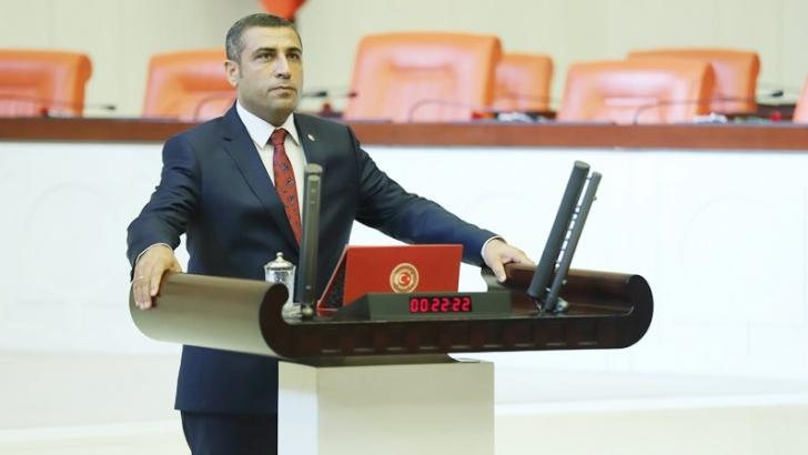 Taşdoğan'dan Engelliler Günü mesajı