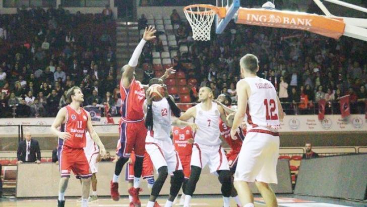 Gaziantep Basketbol galibiyeti hak etti