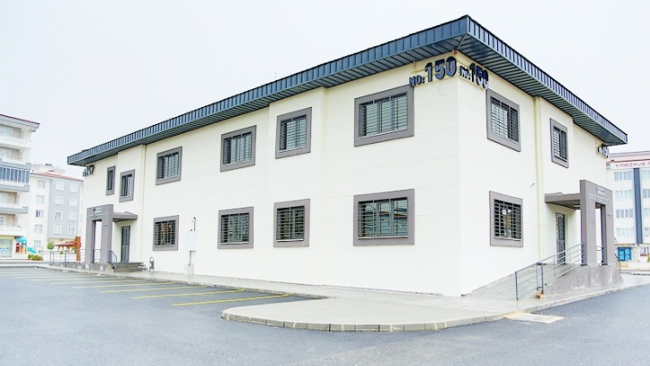 Karacaahmet sosyal tesisi tamamlandı