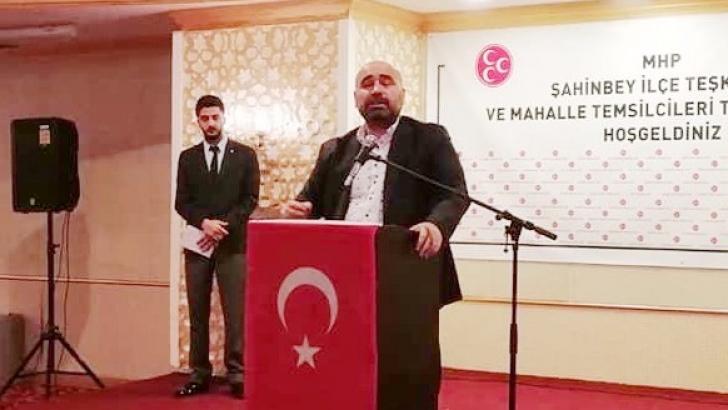 Yerel seçim öncesi Şahinbey'den gövde gösterisi