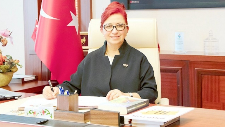 """Sözen'den """"25 Aralık Gaziantep'in Kurtuluşu"""" Mesajı"""