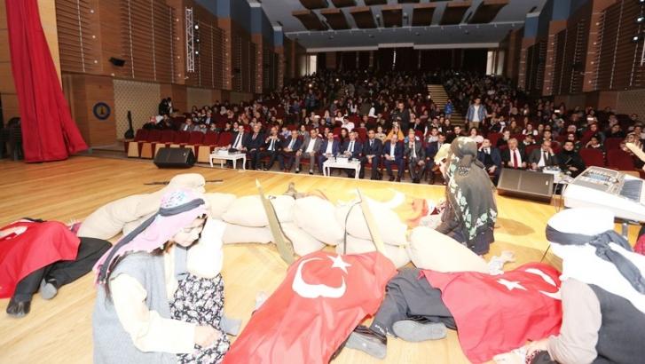 Şahinbey Ağıtı'nı en güzel okuma yarışması düzenlendi