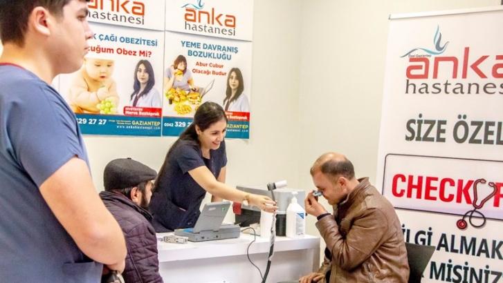 Anka'dan ücretsiz solunum fonksiyon testi