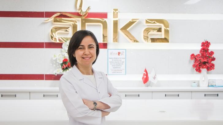 Dr. Nagihan Demir Anka'da