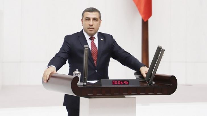 Taşdoğan'dan Bakan Pakdemirli'ye soru önergesi