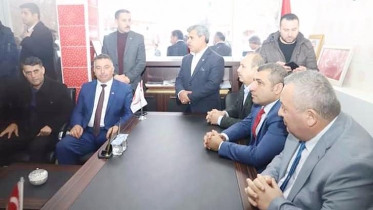 Taşdoğan ve Enginyurt'tan Güneydoğu çıkarması