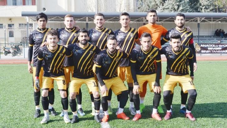 Anadoluspor zorla olsa kazanmasını bildi: 3-2