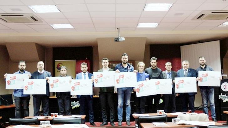 Nizip Genç Girişimciler Kurulu'ndan istihdam seferberliğine destek