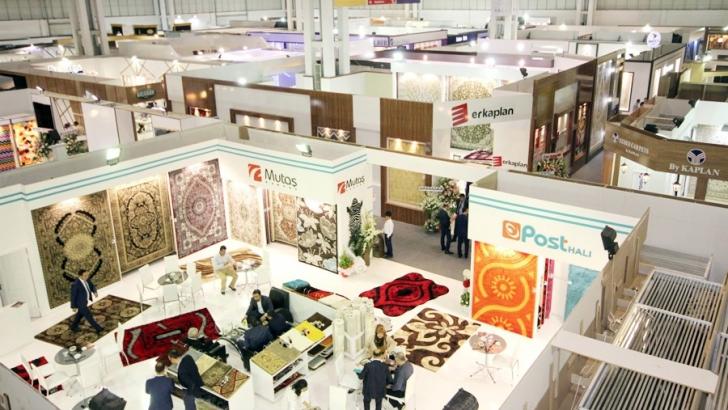 Uluslararası halı markaları Gaziantep'te buluşacak