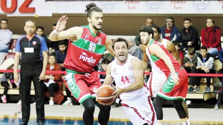 Gaziantep Basketbol son saniyede güldü