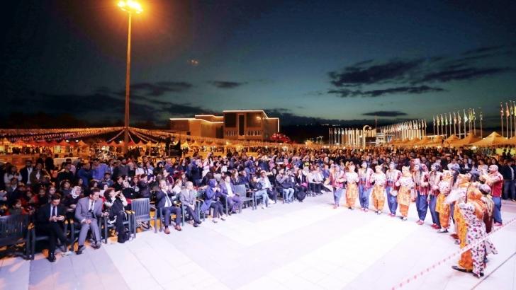 GAÜN'de öğrenci festivali