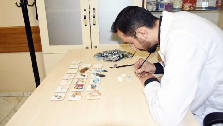 MİKRO ART SANATI ŞAHİNBEY'DE CANLANIYOR
